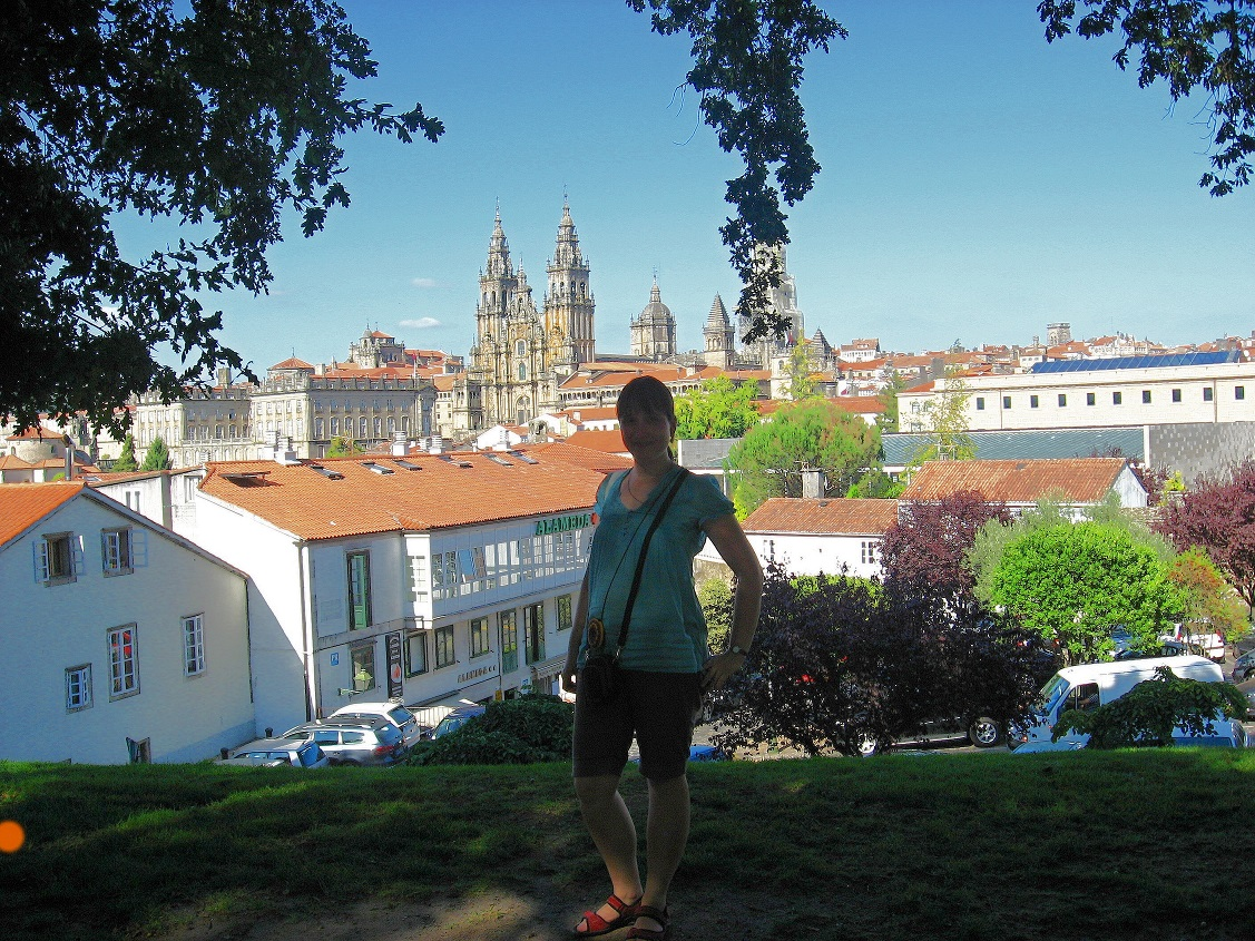 Moje svatojakubská pouť (Camino de Santiago)