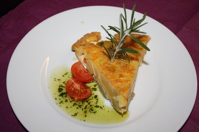 Tortilla trozo