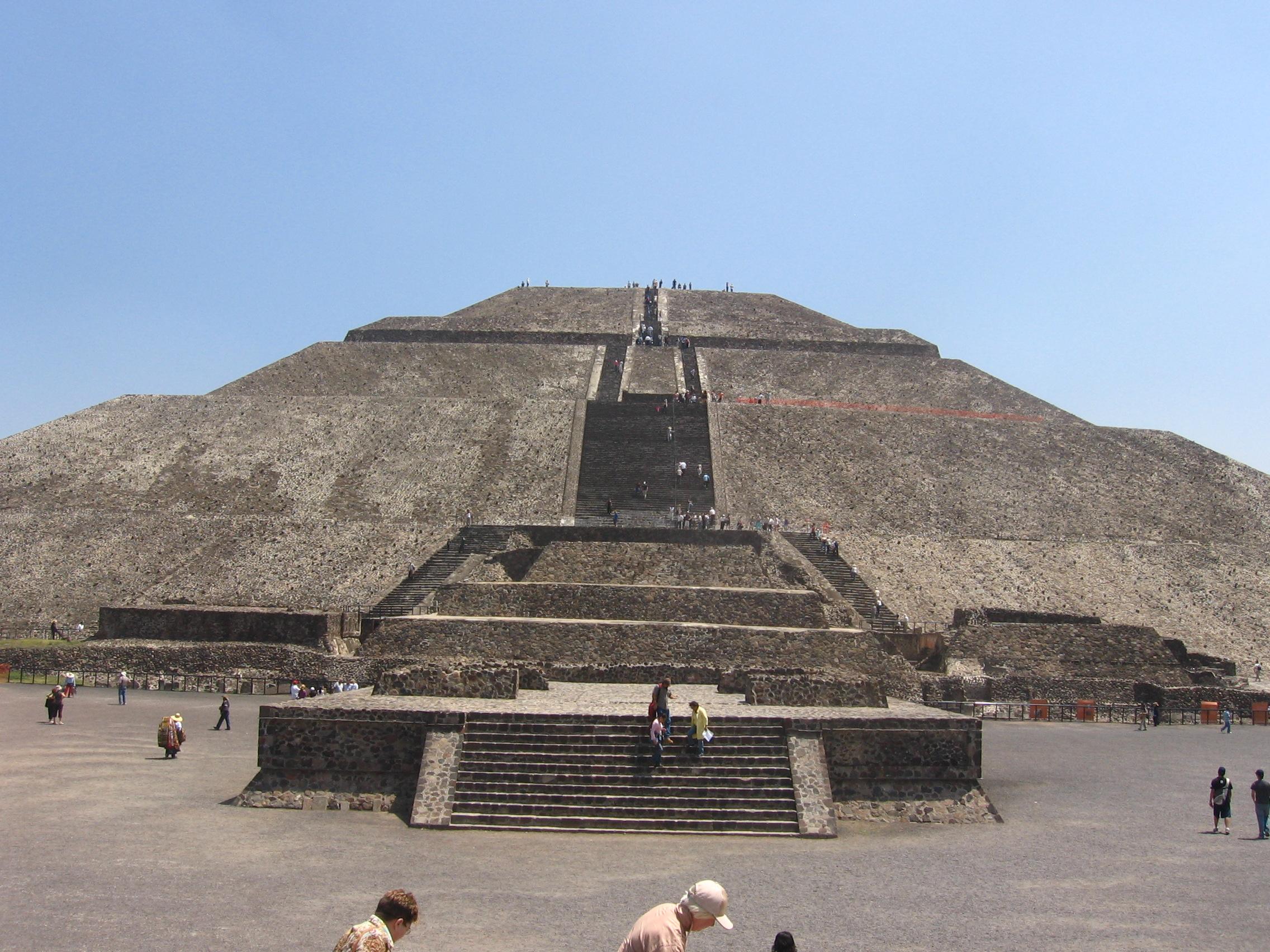 Pirámide de Sol